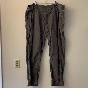 Exofficio Bugs Away Brown Pants
